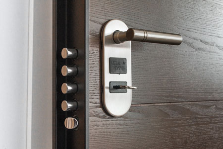 secure door lock | WR Brightman & Son